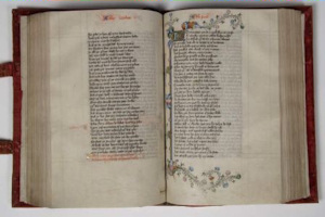 The Petworth Chaucer