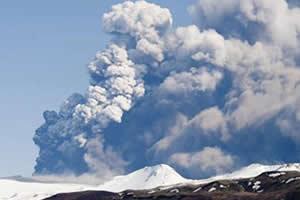 Eyasfjalljokull Volcano