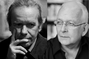 Martin Amis and Andrew Davies