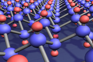 Fluorographene, created at The University of Manchester