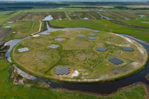 LOFAR can look in several different directions