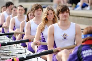 University of Manchester rowing team 2010