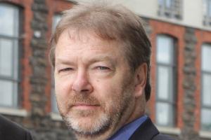 NCI Director Professor Louis Appleby