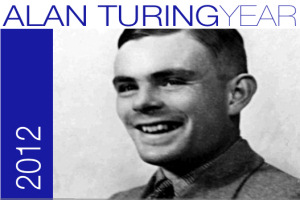 Codebreaker, computer scientist and mathematician Alan Turing
