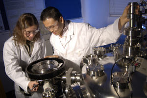 Researchers at the Dalton Nuclear Institute