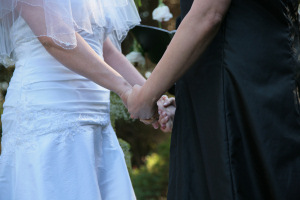 Power of love at heart of 'gay marriage'