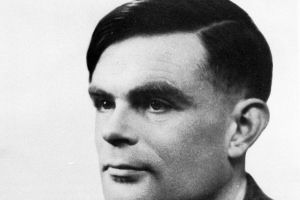 Alan Turing, pioneer of the modern computer