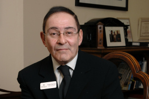 Sir Howard Bernstein will become the new Chair of MAHSC in January