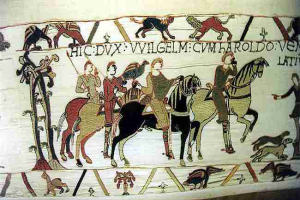 New understanding of how Bayheux Tapestry was made
