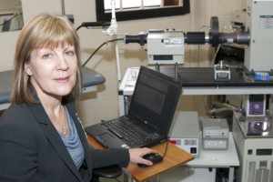 Professor Lesley Rhodes analysed the effect of omega-3 supplements