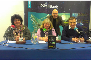 Gardeners' Question Time at Jodrell Bank