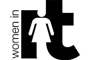 Women in IT logo