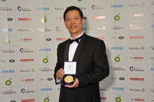 Professor Lin Li's research has been honoured for its impact on the economy