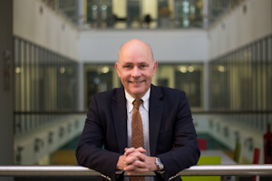 World-leading dermatologist Professor Chris Griffiths