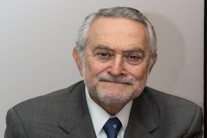 Director of Institute of Cancer Sciences Professor Sir Salvador Moncada