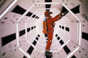 2001: A Space Odyssey Dir. Stanley Kubrick, 1968