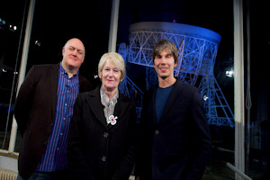 Jodrell Bank to witness first Briton to walk in space
