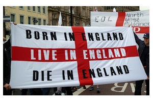 'Loud and proud': Passion and politics in the English Defence League