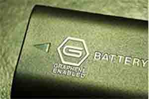 Graphene enabled