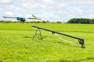 Graphene-skinned UAV takes flight