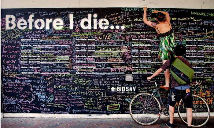 SICK! Festival - Before I Die
