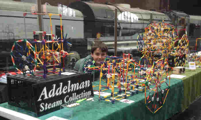 Jake Addelman at previous MakeFest