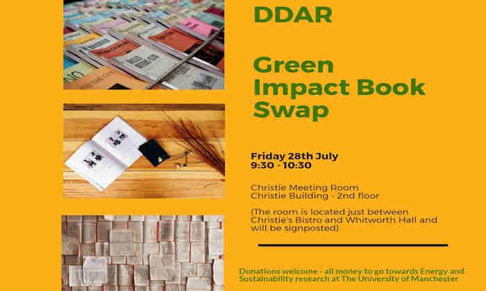 Green Impact book swap