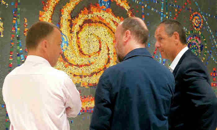 Schuster mosaic