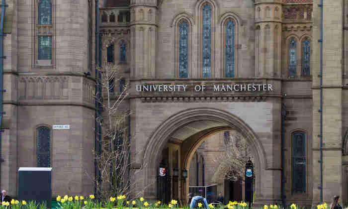 Αποτέλεσμα εικόνας για The University of Manchester