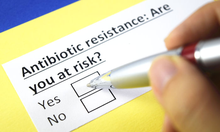 Antibiotics resistance: Are you at risk?