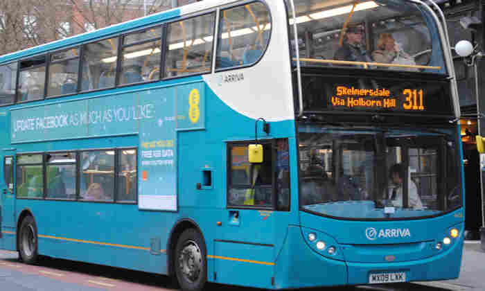 industrial action to affect arriva north west passengers   staffnet