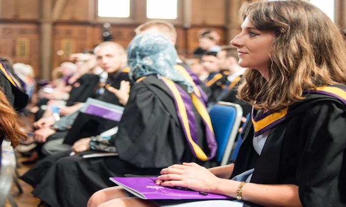 December graduation ceremonies