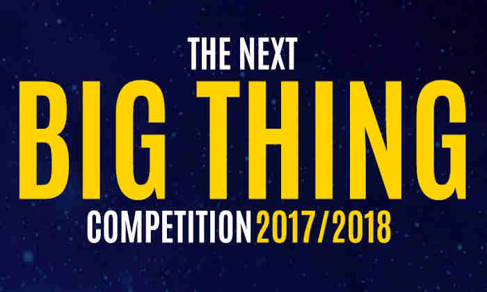 Next Big Thing competition