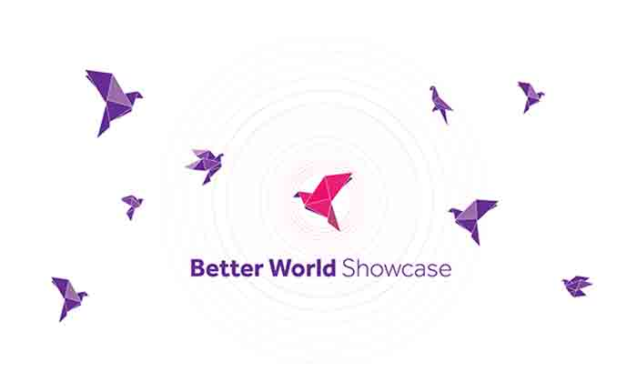 Image of the Better World Showcase logo