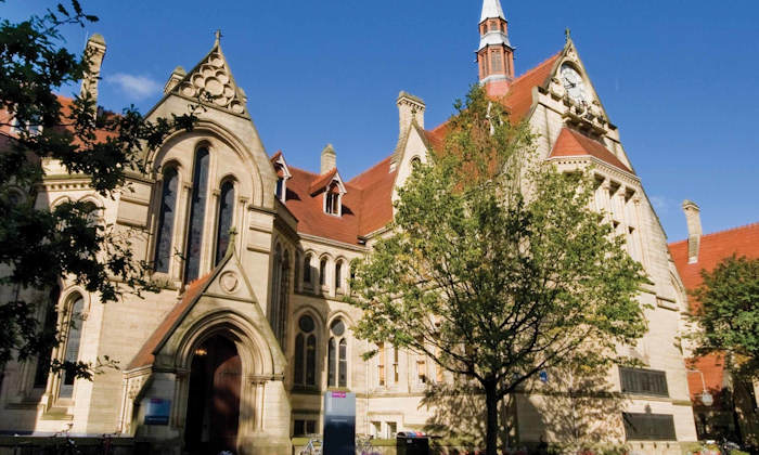 Image of University of Manchester
