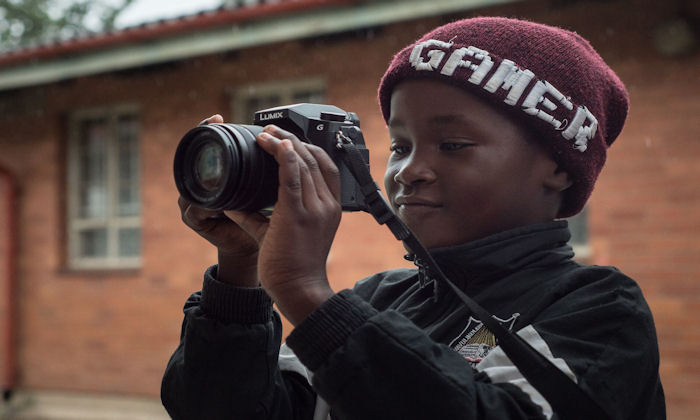 Film project to help deaf children