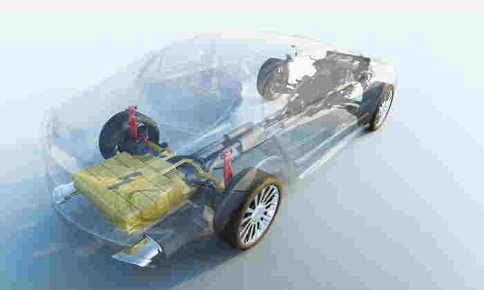 Electric car technology