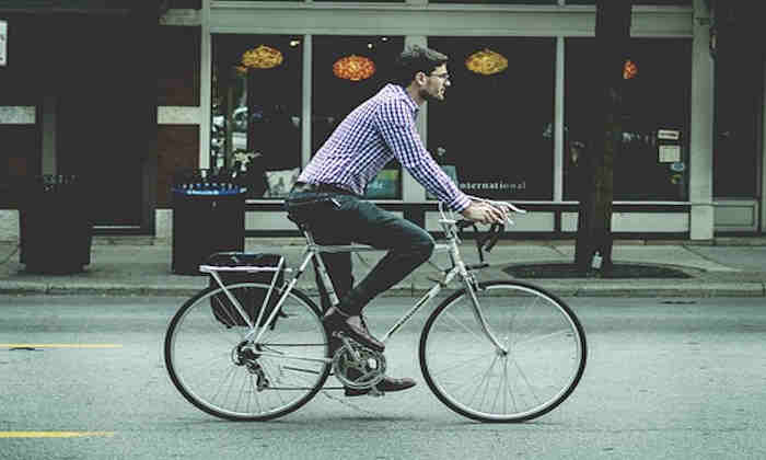 Cycle to work