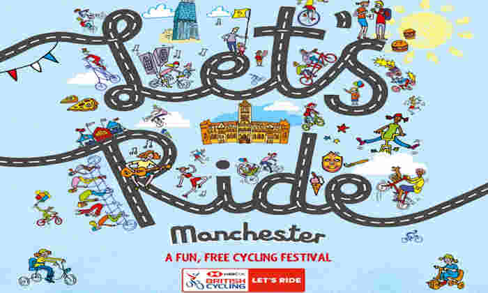HSBC UK Let's Ride Manchester