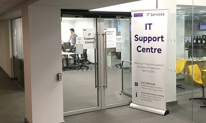 IT Support Centre photo