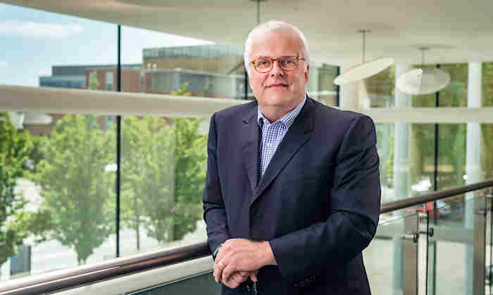 Professor Peter Clayton
