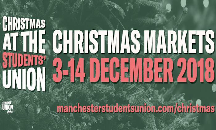Students' Union Christmas markets