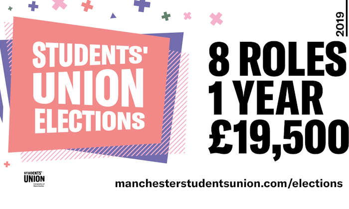 Students Union exec elections