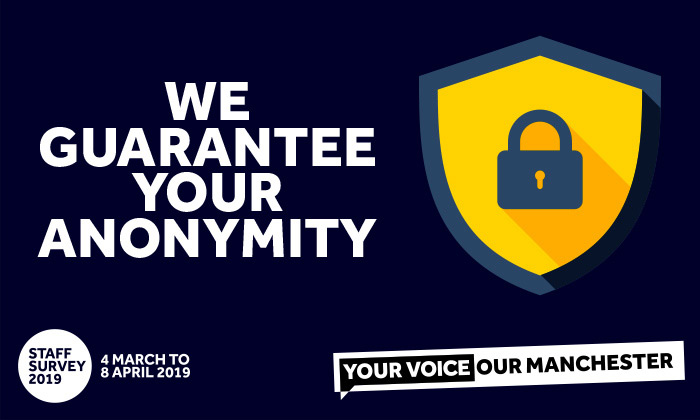 We guarantee your anonymity