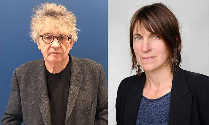 Paul Muldoon and Alice Oswald