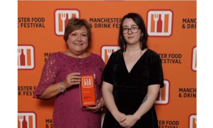 MFDF award win