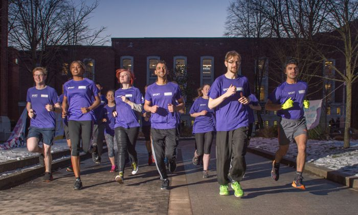 Students to complete Manchester 24-hour charity run