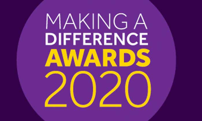 Making a Difference Awards 2020 - Open for Entries | StaffNet ...