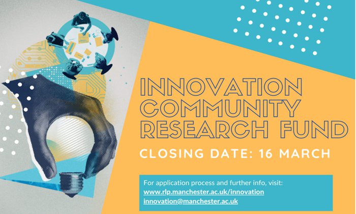 Innovation Community Research Fund