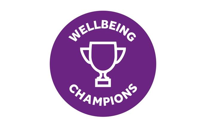 Wellbeing champion